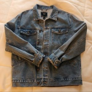 Oversized Jean/Denim Jacket